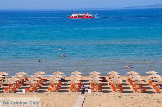 Zandstrand Banana beach Zakynthos
